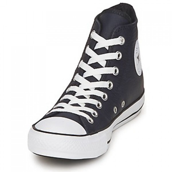 Converse All Star Seasonal Leather Hi Deep Well Women's Shoes