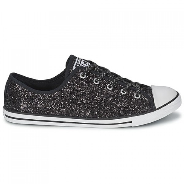 Converse All Star Dainty Star Playerark Black Wome...