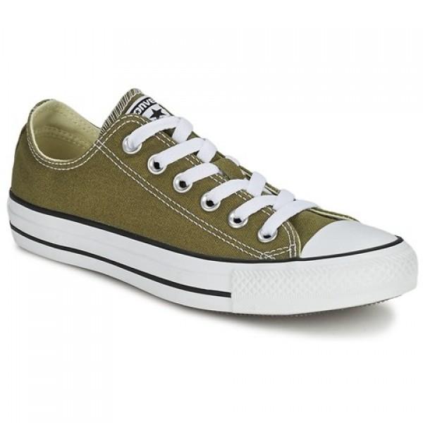 Converse All Star Seall Staron Ox Green Cactus Women's Shoes
