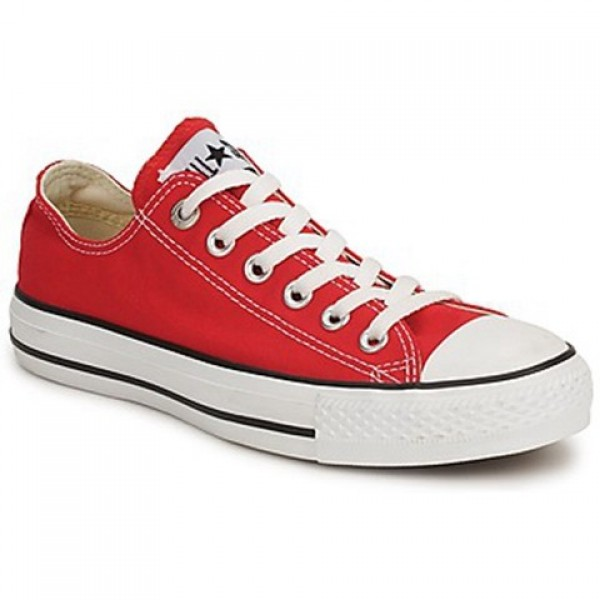 Converse All Star Core Ox Red Women's Shoes
