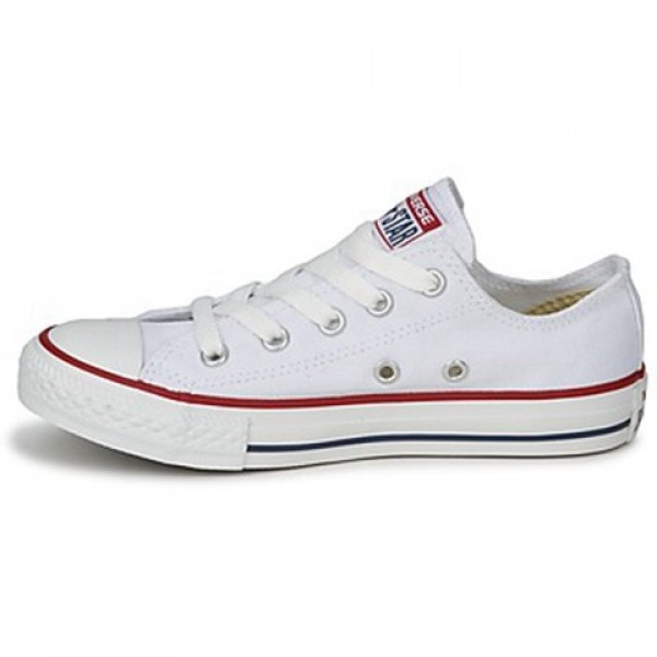Converse All Star Core Ox Optical White Women's Shoes
