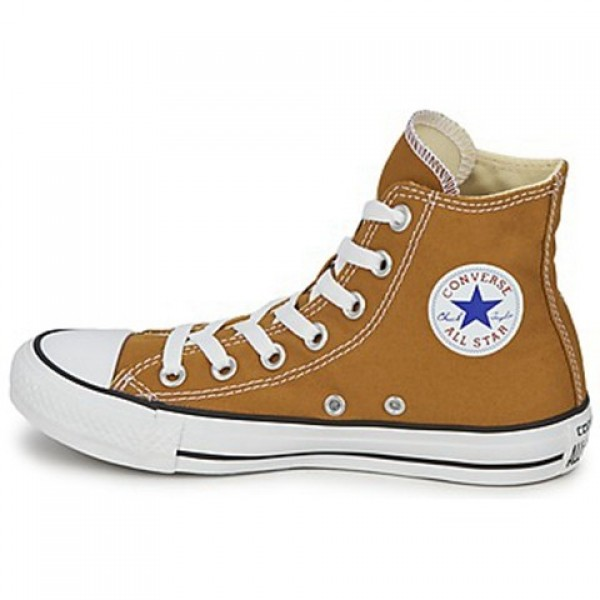 Converse All Star Seasonal Hi Buckthorn Brown Women's Shoes
