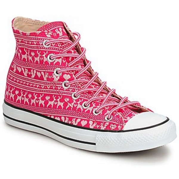 Converse All Star Wilderness Sweater Ox Raspberry Women's Shoes