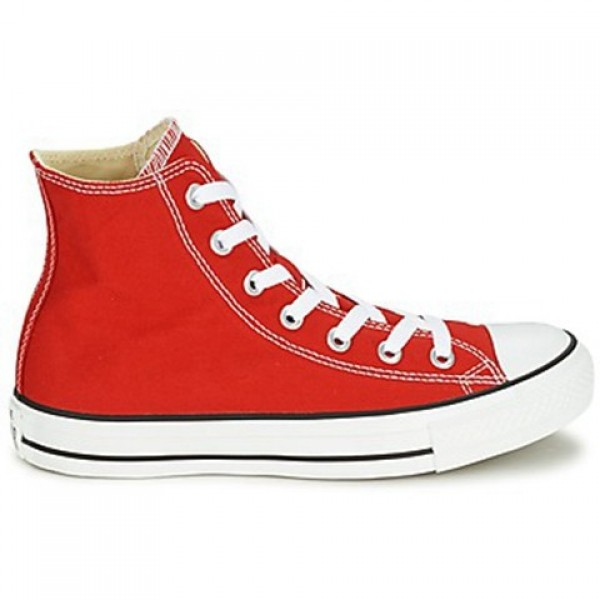 Converse All Star Seall Staron Hi Red Brick Women'...