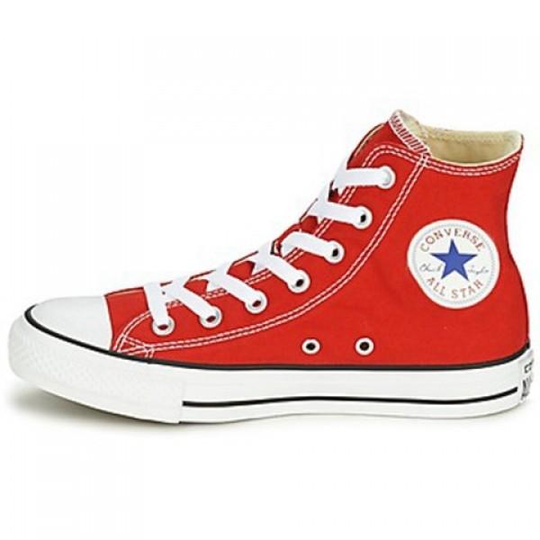 Converse All Star Seall Staron Hi Red Brick Women's Shoes