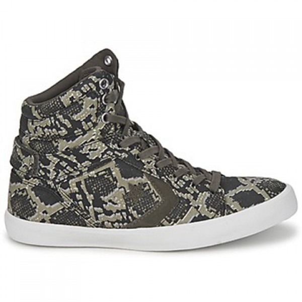 Converse All Star 12 Snake Mid Anthracite Multi Wo...