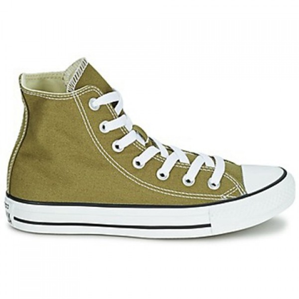 Converse All Star Seall Staron Hi Green Cactus Wom...