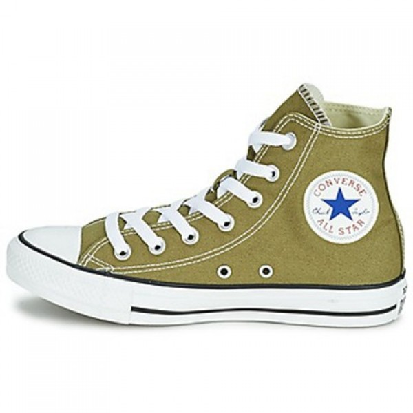Converse All Star Seall Staron Hi Green Cactus Women's Shoes