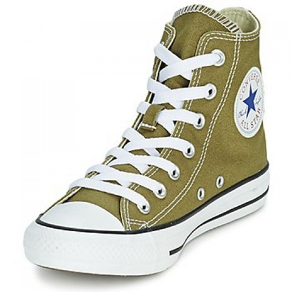 Converse All Star Seall Staron Hi Green Cactus Women's Shoes