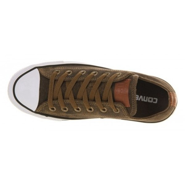 Converse All Star Low Waxed Kangaroo Unisex Shoes