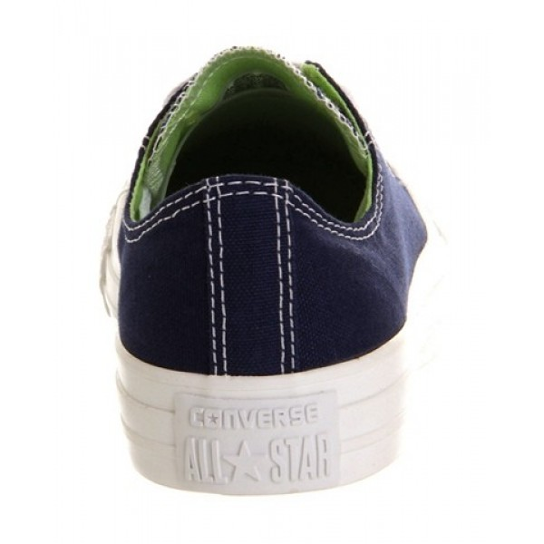 Converse All Star Low Ensign Blue Sharp Green Unisex Shoes