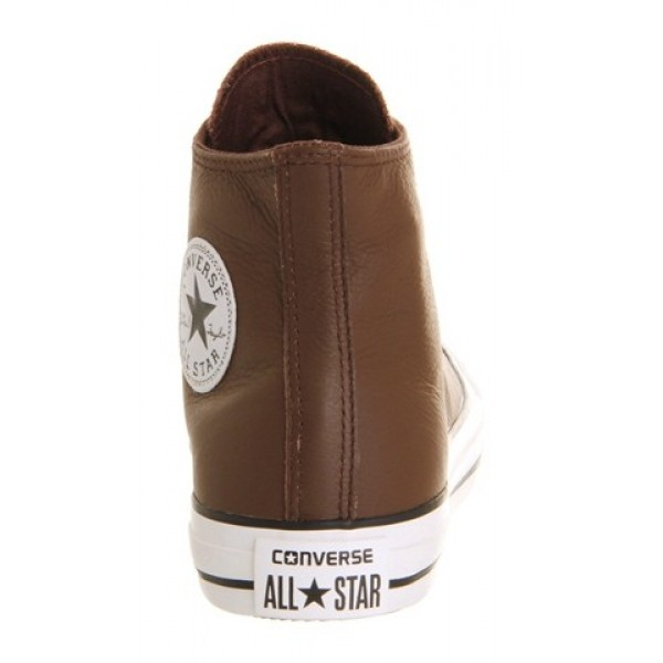 Converse All Star Hi Leather Pinecone St Unisex Shoes