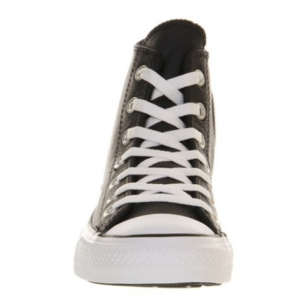 Converse All Star Hi Leather Deep Well Navy Unisex Shoes