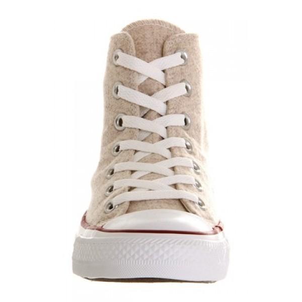 Converse All Star Hi White Cap Grey Unisex Shoes
