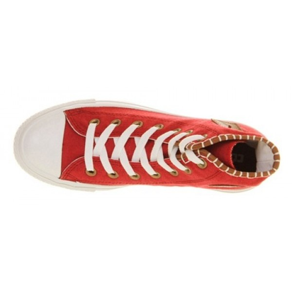 Converse All Star Hi Jester Red Backpack Unisex Shoes