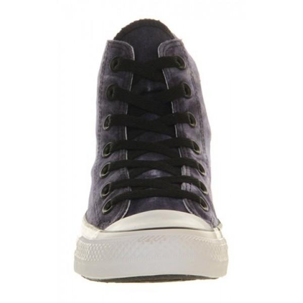 Converse All Star Hi Dozer Blue Tie Dye Unisex Shoes