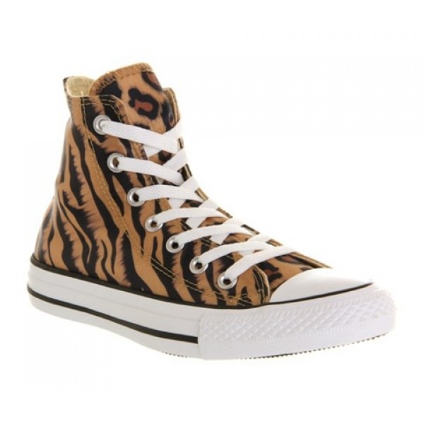 Converse All Star Hi Tiger Smudge Unisex Shoes
