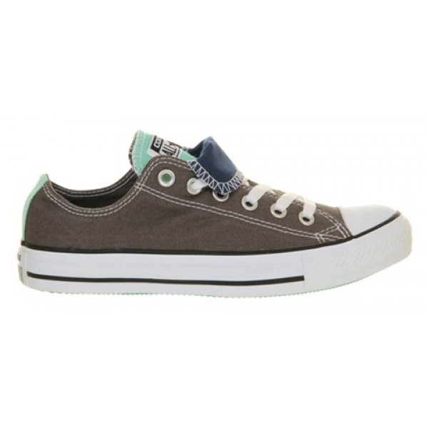 Converse All Star Low Double Tongue Blue Mint Exclusive Unisex Shoes