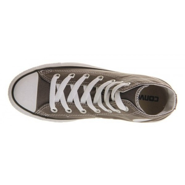Converse All Star Hi Charcoal Unisex Shoes
