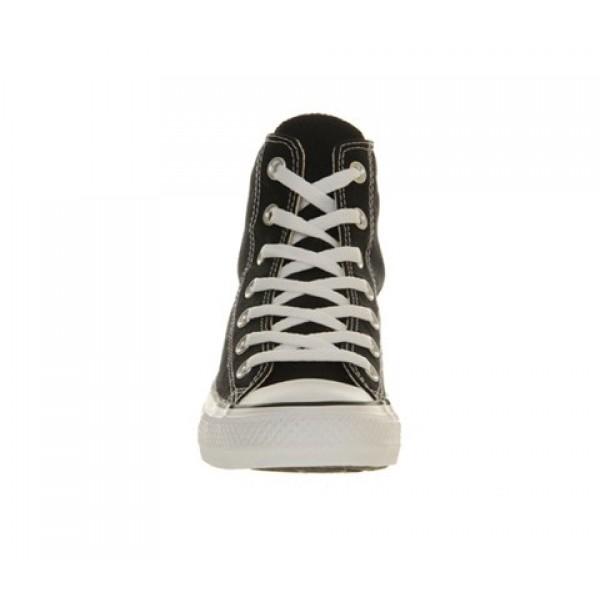 Converse All Star Hi Black Canvas Unisex Shoes