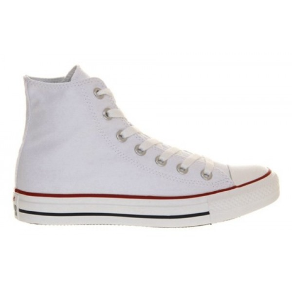 Converse All Star Hi Optical White Unisex Shoes