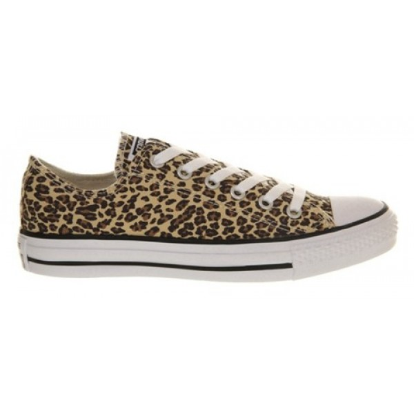Converse All Star Low Leopard Exclusive Unisex Shoes