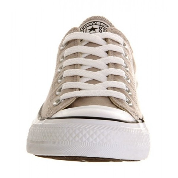 Converse All Star Low Washed Grey Canvas Exclusive Unisex Shoes