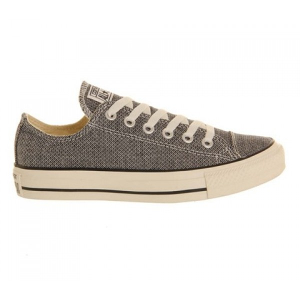 Converse All Star Low Black Egret Unisex Shoes