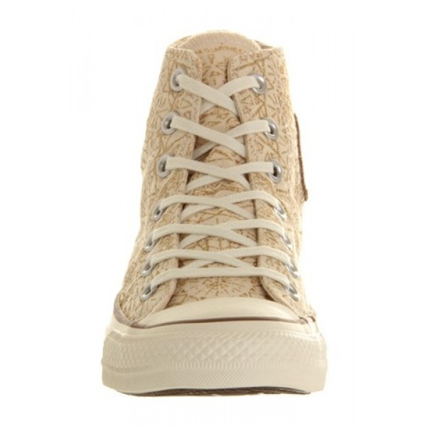 Converse All Star Hi Natural Champagne Unisex Shoes