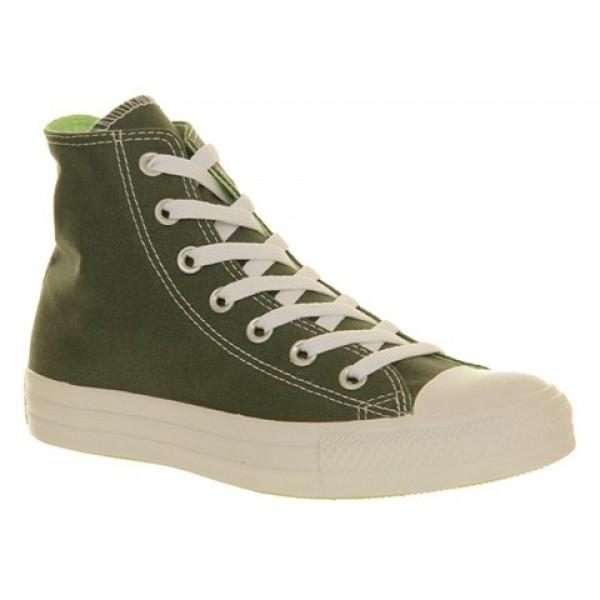 Converse All Star Hi Four Leaf Clover Sharp Green ...