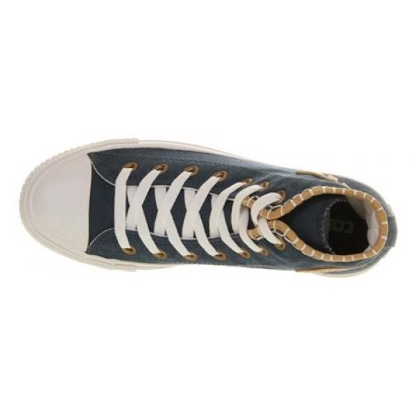 Converse All Star Hi Dark Denim Backpack Unisex Shoes