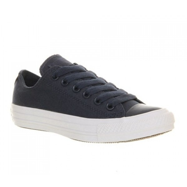 Converse All Star Low Navy Clean Plim Unisex Shoes
