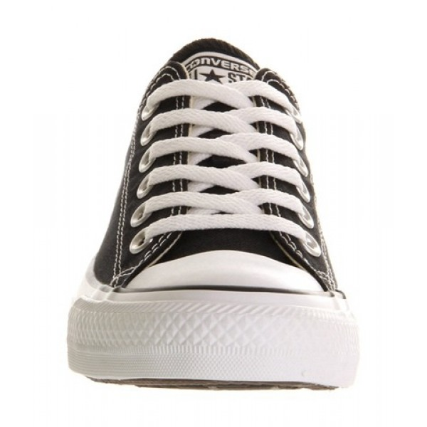 Converse All Star Low Black Canvas Unisex Shoes