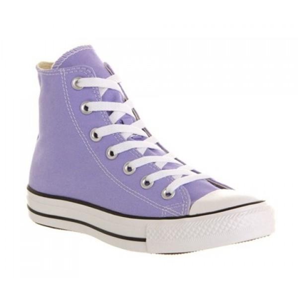 Converse All Star Hi Lavender Glow Unisex Shoes