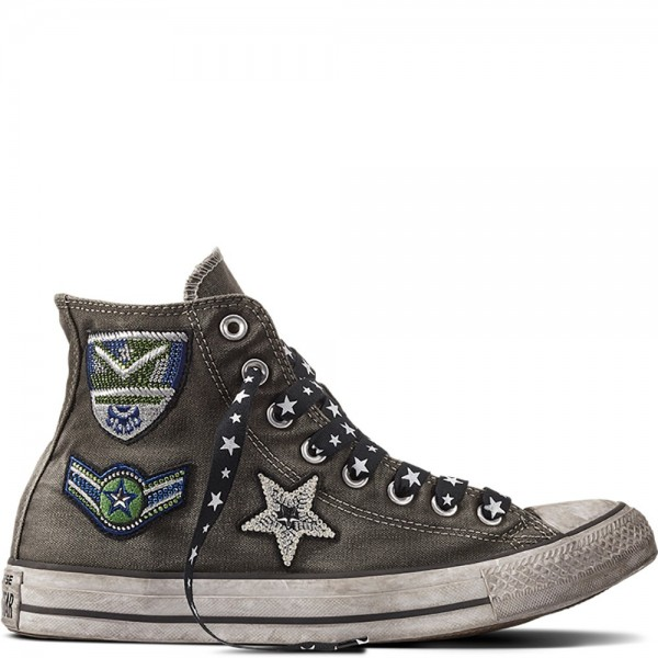 Converse Chuck Taylor All Star Army Patchwork Wome...