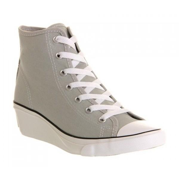 Converse All Star Hi-Ness Cloud Grey Women's Shoes