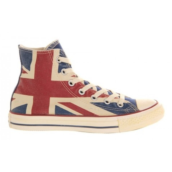 Converse All Star Hi Vintage Union Jack Unisex Shoes