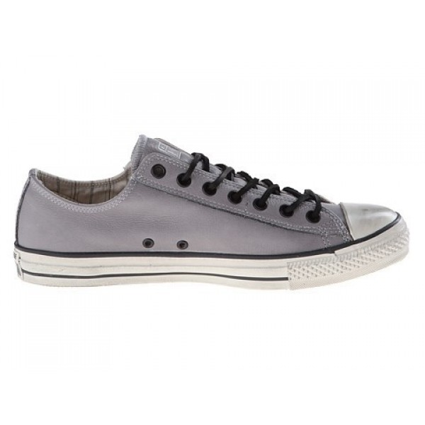 Converse All Star Ox - Stud Closure Leather Frost ...