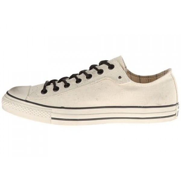 Converse All Star Ox - Canvas Dark Olive White Men...