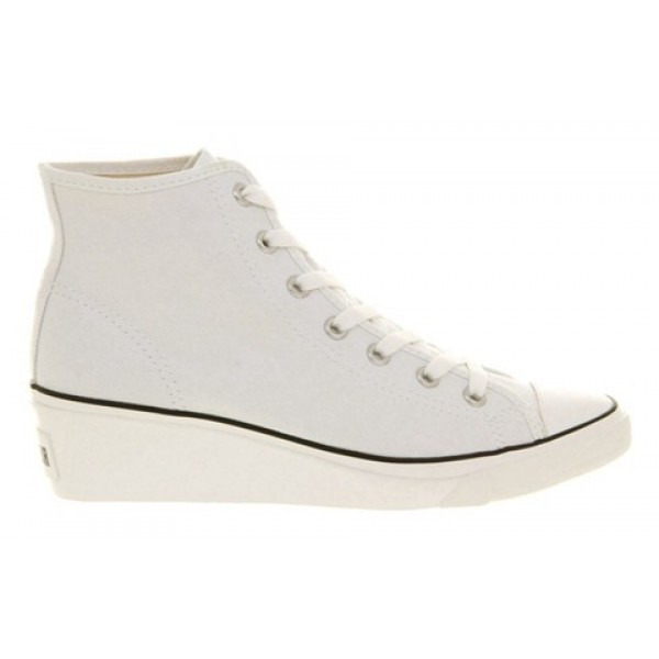 Converse All Star Hi-Ness White Women's Shoes
