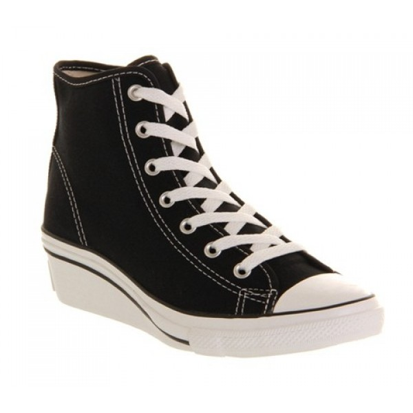 Converse All Star Hi-Ness Black Women's Shoes