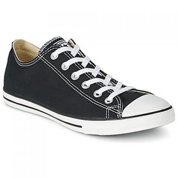 Converse All Star Lean Ox Black Men's Shoes