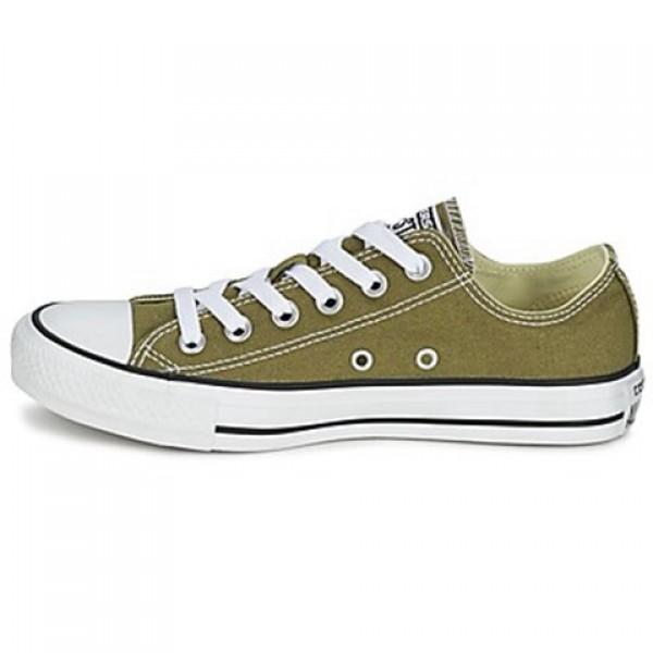 Converse All Star Seall Staron Ox Green Cactus Men's Shoes