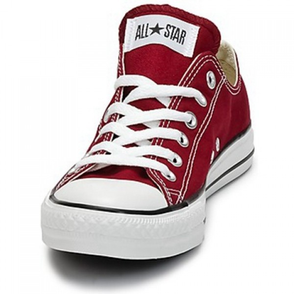 Converse All Star Core Ox Maroon Men's Shoes