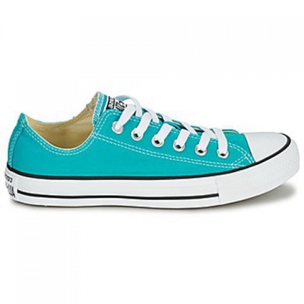 Converse All Star Seall Staron Ox Turquoise Men's ...