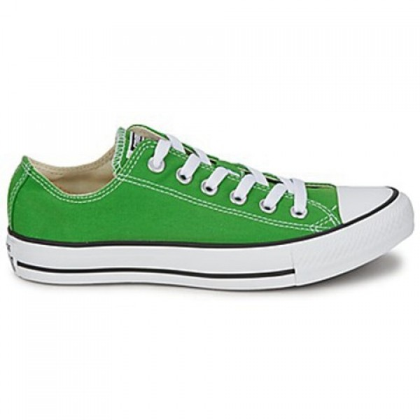 Converse All Star Season Ox Green Apple Men's Shoe...