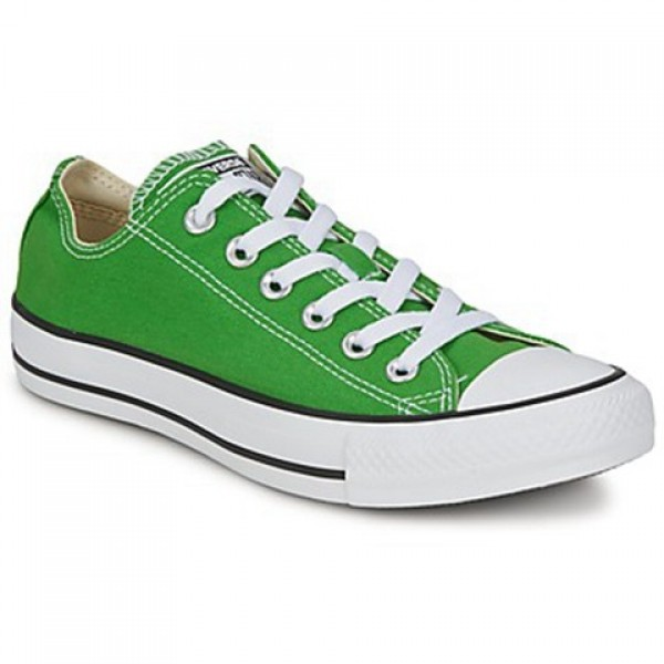 Converse All Star Season Ox Green Apple Men's Shoes