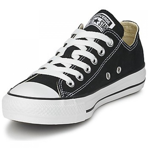 Converse All Star Core Ox Black Men's Shoes