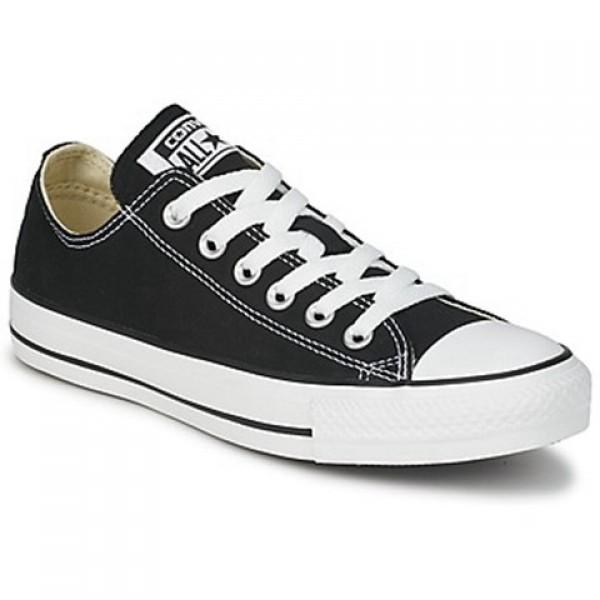 Converse All Star Core Ox Black Men's Shoes