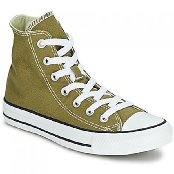 Converse All Star Seall Staron Hi Green Cactus Men's Shoes